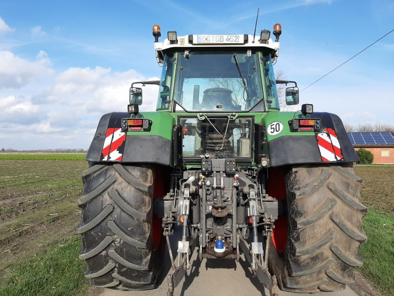 Fendt Favorit 818